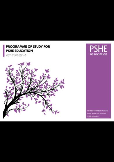 PSHE Association Programme of Study